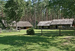 Latvian Open Air Museum Tour