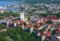 Riga to Tallinn - Estonia Bus Tour