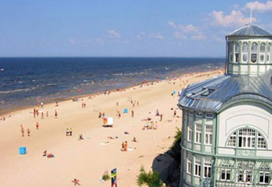 Jurmala Seaside Tour