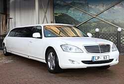 2010 Mercedes Benz S Class Super Stretch
