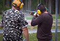 clay pigeons in Riga