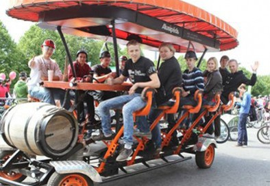 Beer Bike Riga